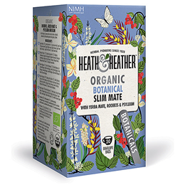 Heath & Heather Organic Botanical Slim Tea - 20 Bags