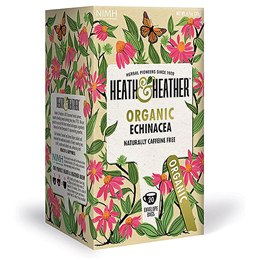 Heath & Heather Organic Echinacea - 20 Bags