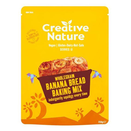 Creative Nature Organic Banana Bread Mix - 250g