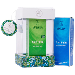 Weleda Skin Food & Foot Balm Gift Pack