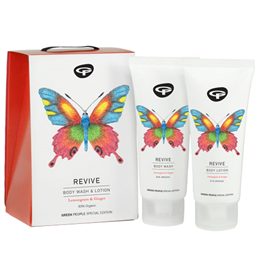Green People Revive Body Wash & Body Lotion
