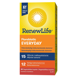 Renew Life Ultimate Flora Colon Care 80 Billion - 30 Capsules