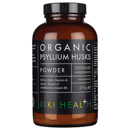 KIKI Health Organic Psyllium Husks Powder - 275g