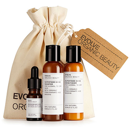 Evolve Organic Hair Essential Kit