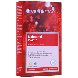 Revive Active Ubiquinol CoQ10 - 30 Capsules