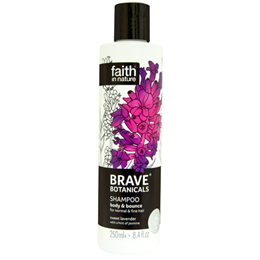 Faith in Nature Brave Botanicals Lavender & Jasmine Shampoo - 250ml