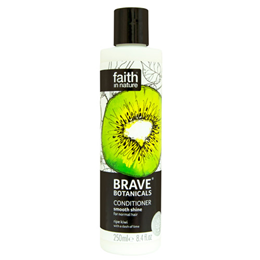 Faith in Nature Brave Botanicals Kiwi & Lime Conditioner - 250ml