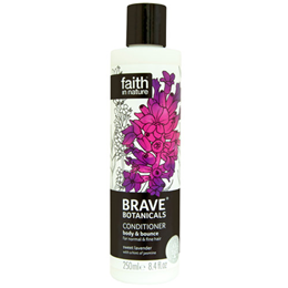 Faith in Nature Brave Botanicals Lavender & Jasmine Conditioner- 250ml
