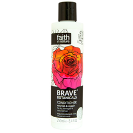 Faith in Nature Brave Botanicals Rose & Neroli Conditioner - 250ml