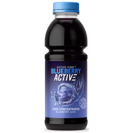 Active Edge BlueberryActive Concentrated Blueberry Juice - 473ml