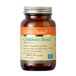 Udos Choice Junior Blend Microbiotics - 60 Vegicaps