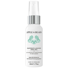 APPLE & BEARS Mini Grapefruit & Seaweed Body Silk Moisturiser - 50ml
