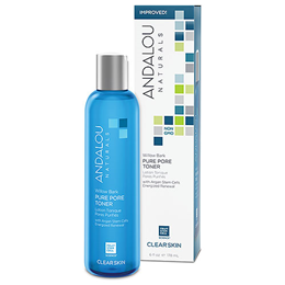 Andalou Willow Bark Pure Pore Toner Clear Skin - 178ml