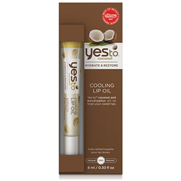 Yes To Coconut Cooling Lip Oil - 8ml