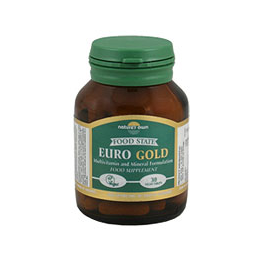 Natures Own Food State Euro Gold - Multi Vit & Mineral - 30 Tablets