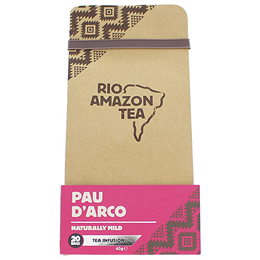 RIO AMAZON Pau D`Arco - 20 Teabags