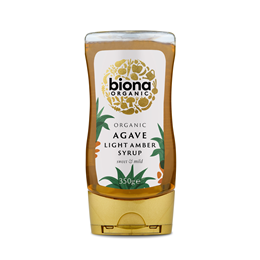 Biona Organic Agave Light Syrup - 250ml