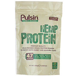 Pulsin Hemp Protein Powder - 250g