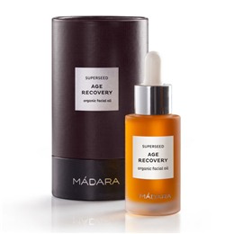 MADARA Superseed Age Recovery Organic Facial Oil - 30ml
