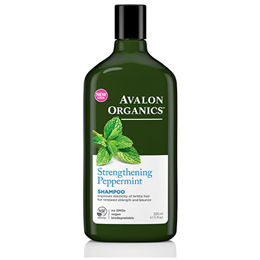 Avalon Strengthening Peppermint Shampoo - 325ml