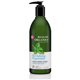 Avalon Revitalising Peppermint Hand & Body Lotion - 340g