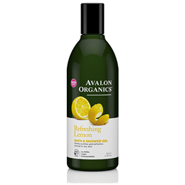 Avalon Refreshing Lemon Bath & Shower Gel - 355ml