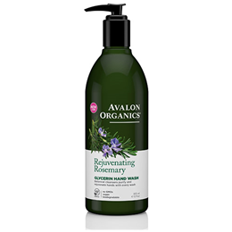 Avalon Rejuvenating Rosemary Glycerin Hand Soap - 355ml
