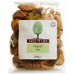 Tree of Life Organic Figs - 500g