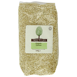 Tree of Life Organic Quinoa Grain - 500g