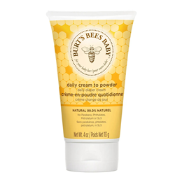 Burt`s Bees Baby Bee 2-in-1 Diaper Cream & Baby Powder - 113g