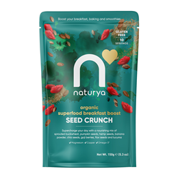 Naturya Breakfast Boost Superseed Crunch - 150g