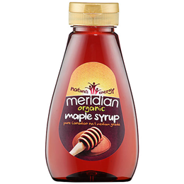 Meridian Organic Squeezy Maple Syrup - 250ml