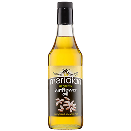 Meridian Organic Sunflower Oil - 500ml