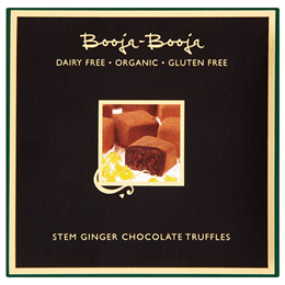 Booja-Booja Stem Ginger Chocolate Truffles