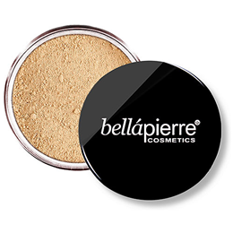 Bellapierre Mineral Foundation - Nutmeg - 9g