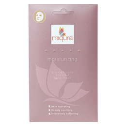 Miqura Moisturising Coconut Face Mask - 25ml