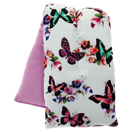 Aroma Home Butterfly Microwaveable Soothing Neck & Body Warmer