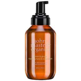 John Masters Organics Lemon & Ginger Hand & Body Wash - 473ml