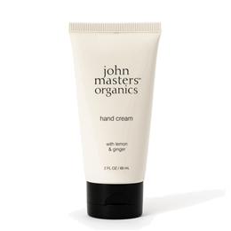 John Masters Organics Lemon & Ginger Hand Cream - 54ml