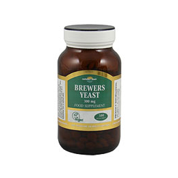 Natures Own Brewers Yeast Immune System Support - 500 Tablets