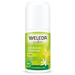 Weleda Citrus 24h Roll-On Deodorant - 50ml