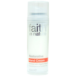 Faith in Nature Restorative Hand Cream - 50ml
