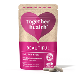 Together WholeVit Beautiful - 60 Capsules