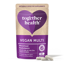 Together WholeVit B12 Complex - 60 Capsules