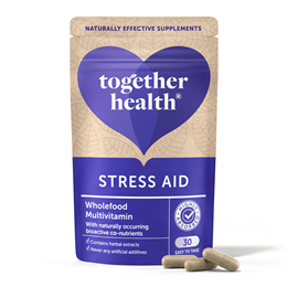 Together Stress Aid - Vit & Min Complex - 30 Vegicaps