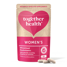 Together WholeVit Women`s Multivitamin - 30 Vegicaps