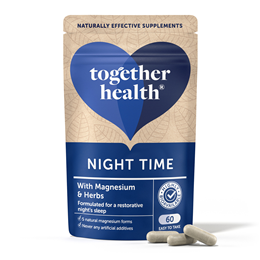 Together OceanPure Night Time - Marine Magnesium Complex - 60 Capsules