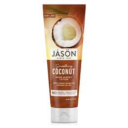 Jason Smoothing Coconut Hand & Body Lotion - 227g