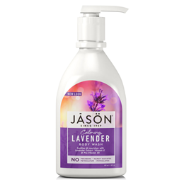 Jason Calming Lavender Body Wash - 887ml