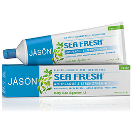 Jason Sea Fresh Strengthening Toothpaste - Spearmint - 170g